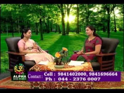 Alpha Mind Power - Guruji's Recorded Program in Tamil  - Part - 2