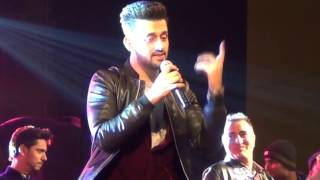 Atif Aslam (Live Concert) in Karachi - 14th January 2017 (ApniISP.Com)