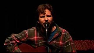 Don't be shy - Eddie Vedder