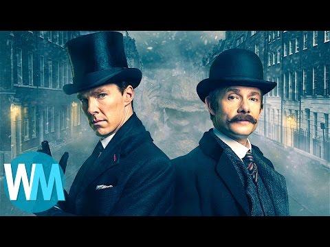 Top 10 Best Sherlock TV Series