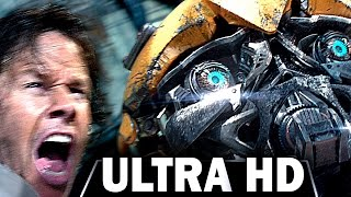 TRANSFORMERS 5 The Last Knight TRAILER - Ultra HD 4K