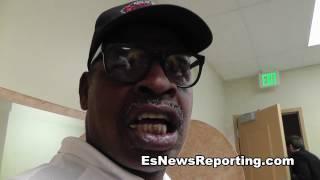 Leon Spinks on Beating Muhammad Ali