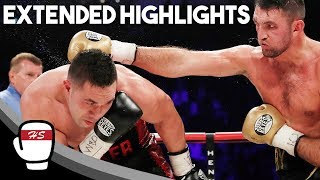 Joseph Parker v Hughie Fury | World Heavyweight Title | EXTENDED HIGHLIGHTS