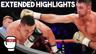 Joseph Parker v Hughie Fury | World Heavyweight Title | EXTENDED HIGHLIGHTS
