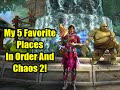 5 Incredible Locations In Order And Chaos 2!