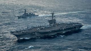 """كوريا الشمالية تتوعد أمريكا بالرد على تحركها العسكري """"المتهور"""""""