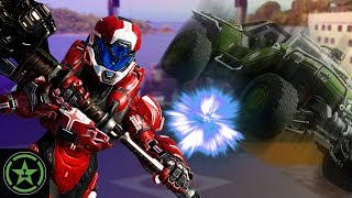 The Hole Master - Things to Do In Halo 5 - Cornhole