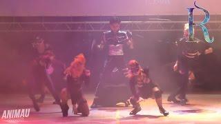 ANIMAU 2016: EXPO. Конкурс танцев (1 место) + Выбор зрителей - The T.O.P. (Уфа): Animal (조권 Cover)
