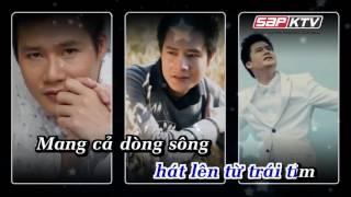 Karaoke Bài Tình Ca Của Em - Quang Dũng