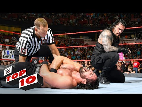 Xxx Mp4 Top 10 Raw Moments WWE Top 10 May 29 2017 3gp Sex