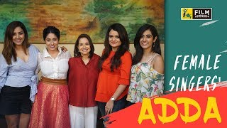 Neeti Mohan, Neha Bhasin, Aditi Singh Sharma, Jonita Gandhi | Female Singers