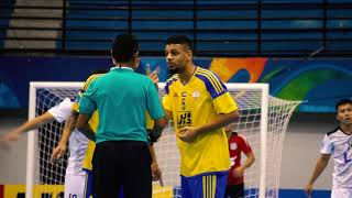 AFC Futsal Club Championship Indonesia 2018: Moments