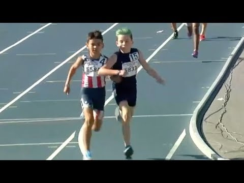 This 1500m Finish Has ALL The Drama