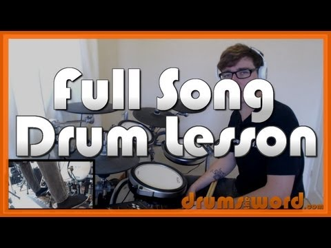 Xxx Mp4 ★ Sex On Fire Kings Of Leon ★ Drum Lesson PREVIEW How To Play Song Nathan Followill 3gp Sex