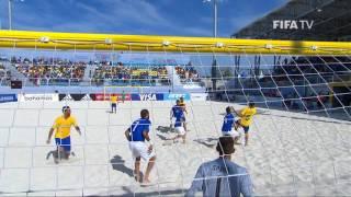 Match 30: Italy v Brazil - FIFA Beach Soccer World Cup 2017