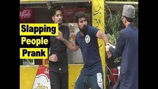 Best Slapping People Prank | Allama Pranks  | Lahore TV | Pakistan | India | USA | UK | UAE | KSA