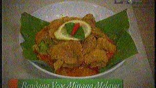 Resep Masakan Rendang Vegetarian Minang Melayu