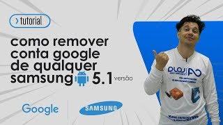 Remover Conta Google de Qualquer Samsung G530/J1/J2/J3/Android 5.1 [EN-PT]