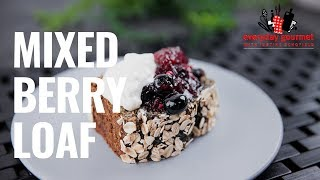 Mixed Berry Loaf | Everyday Gourmet S8 EP72