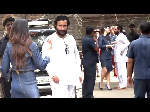 Xxx Mp4 Saif Ali Khan Gets ANGRY On Kareena Kapoor As She Left Taimur Alone For Veere Di Wedding Promotions 3gp Sex