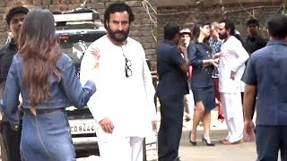 Saif Ali Khan Gets ANGRY On Kareena Kapoor As She Left Taimur Alone For Veere Di Wedding Promotions