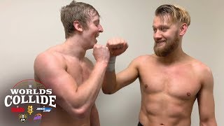Flash Morgan Webster & Mark Andrews aim to make WWE history: WWE Exclusive, April 17, 2019