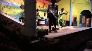 Palm Beach Hotel African Dance Group - The Gambia - April 2016
