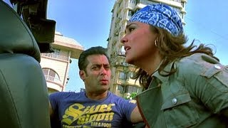 Salman Khan is in love with Lara Dutta - Partner