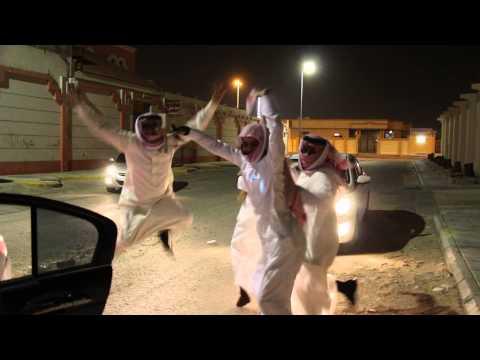 رقص شباب السعوديه استهبال بشره خير