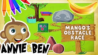 Learn Shapes and Colors with MANGO