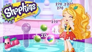 SHOPKINS - SHOPKINS WORLD VACATION GAMEPLAY | Shopkins Game | Apps For Kids