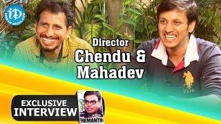 Chendu & Mahadev Exclusive Interview || Talking Movies With iDream #53
