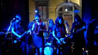 The Cleopatras - Live at NOF Gallery