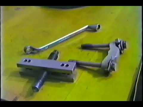 Desmontagem regulagem e montagem motores Cummins parte 1