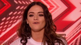 The X Factor UK 2016 Week 1 Auditions Emily Middlemas Full Clip S13E02