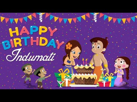 Xxx Mp4 Chhota Bheem Rajkumari Indumati Ka Janamdin Happy Birthday Indumati 3gp Sex