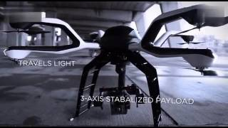 Promotion movie for UAV carbon parts made by Refitech v3