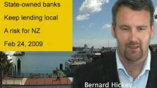 Creeping financial nationalism Feb 24, 2009