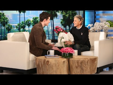 Shawn Mendes Surprises a Superfan -- EXTENDED