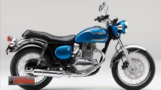 Kawasaki W175 ชน CB150R SR150 ศึกสปอร์ตคลาสสิก โมเดิร์นคาเฟ่เดือด : motorcycle tv thailand