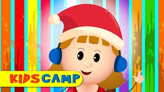 Learn Colors for Children 12 Colors of Christmas Surprises With Elly by KidsCamp