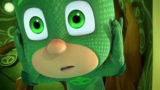 PJ Masks Episodes - Gekko and Romeo's Gadgets! - Cartoons for Children