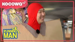 [Running Man] Ep 378_Hilarious Costume on opening