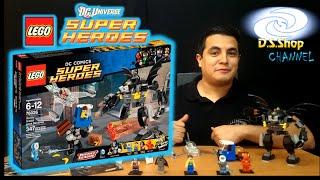 Super Heroes LEGO 76026 Gorilla Grodd Goes Bananas Justice League en Español