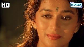 Anil Kapoor & Madhuri Dixit romancing in rain - Beta [HD] - Hindi Romantic Movie Scene