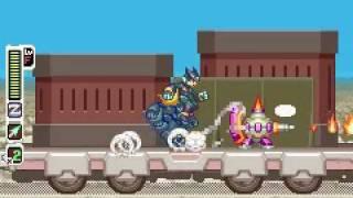 Megaman Zero 4 Speedrun 100 pt Hard Mode Part 1 (Intro)