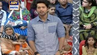 Jeeto Pakistan 27 May 2016 With Fahad Mustafa