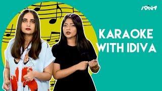 iDIVA - Karaoke With Kusha And Sharmila | iDIVA Girls Try Singing Bollywood Karaoke