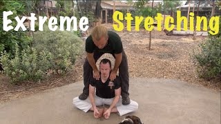 Extreme Stretching for Martial Arts