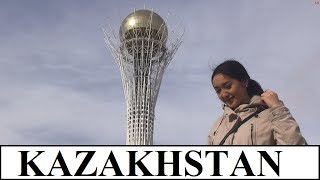 Kazakhstan/Astana Bayterek Tower Part 19